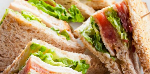 Sandwich delivery bristol